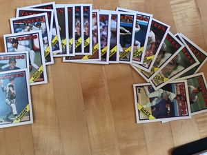 1988 NEW YORK YANKEES BASEBALL CARDS For Sale *** for Sale in Lafayette, CA