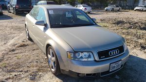 2003 Audi A4 For Parts for Sale in Grand Prairie, TX
