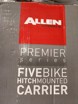 Allen Sports 5 Bike Hitch Mount Carrier for Sale in Noblesville, IN