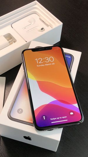 iPhone X 64gb Unlocked! for Sale in Tempe, AZ
