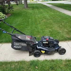 Lawn mower, craftsmen for Sale in Gig Harbor, WA