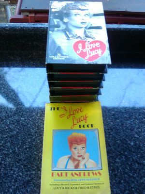 I Love Lucy videocassette collection. for Sale in Birmingham, AL