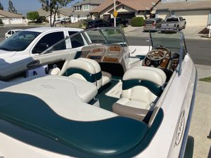 2000 Tahoe boat 18 foot with trailer for Sale in Corona, CA