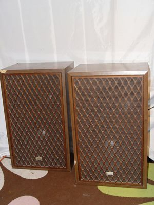 Sansui Vintage Speakers, Audiophile Quality.. for Sale in Hampton, VA