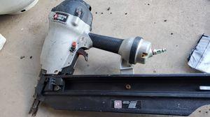 Porter cable 21 degree framing gun for Sale in Lakeside, AZ
