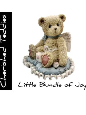 Cherished Teddies Little Bundle of Joy Bear. SHIPPING ONLY!!! for Sale in Colorado Springs, CO