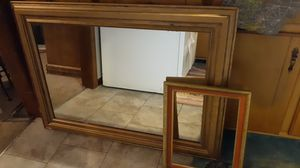 Mirror and frame for Sale in Prattville, AL