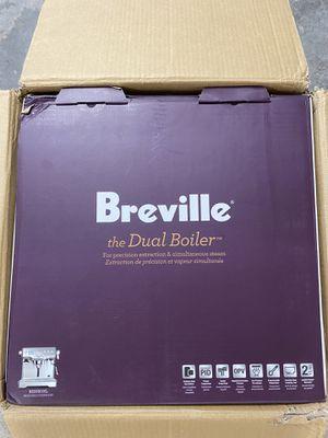 Breville BES920XL Dual Broiler Espresso Machine for Sale in Hillsborough, CA