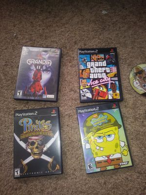 Ps2 games for Sale in Bellevue, WA