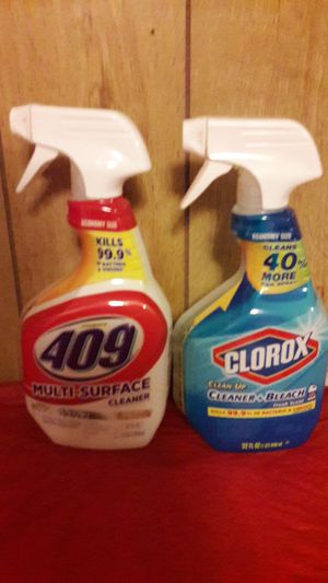 NEW Multi Surface Cleaners. 2 for $5 for Sale in Laredo, TX