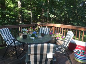 Patio Table and Chairs for Sale in Herndon, VA