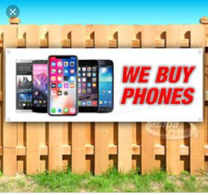 we buying All kinds of phone for the parts for Sale in Dearborn, MI