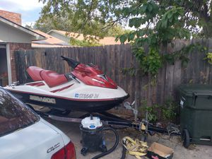2004 Seadoo GTX 4-Tech for Sale in Lewisville, TX