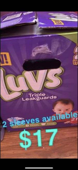 Diapers size 1 for Sale in Forestville, MD