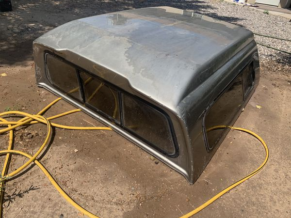 Camper shell for f150