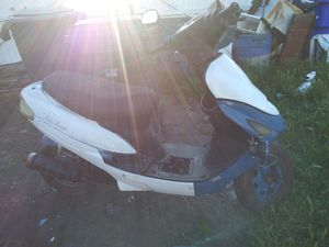 Tao tao moped runs great. for Sale in San Bernardino, CA