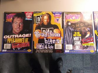 WWF/WCW AND NWO ITEMS  for Sale in Englewood, CO