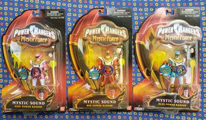 Power Rangers Mystic Force Collection Of 5 for Sale in Niederwald, TX
