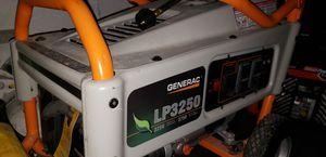 Christmas Sale propane generator like new for Sale in Nottingham, MD
