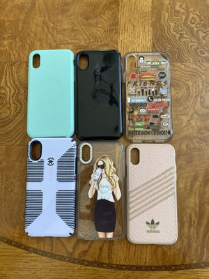 iPhone X phone cases for Sale in Rancho Cucamonga, CA