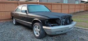 1984 Mercedes Benz 300sd for parts for Sale in Portland, OR