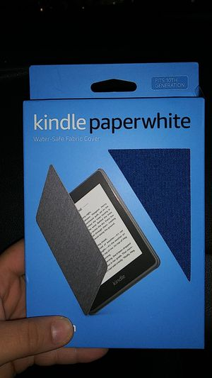 Kindle fabric cover for Sale in Indianapolis, IN