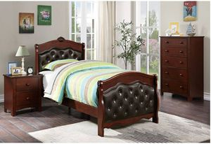 TWIN BED MATTRES NOT INCLUIDED ONLY FRAME NEW IN BOX for Sale in Santa Ana, CA