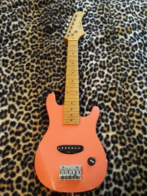 Child size electric six string Barcelona guitar for Sale in Austin, TX