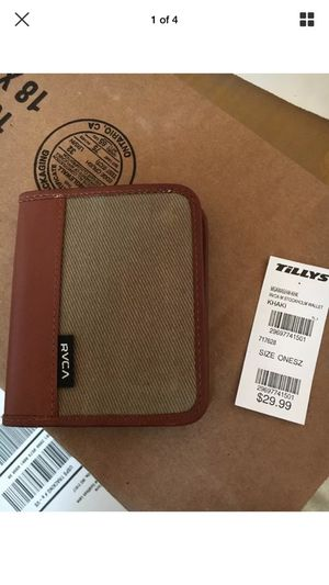 RVCA Wallet for Sale in Annapolis, MD