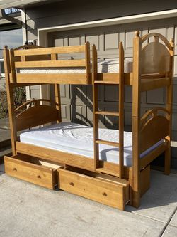 Bunk Beds With Storage for Sale in Beavercreek,  OR
