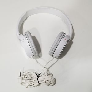 Sony White Foldable On-Ear Stereo Headphones for Sale in Germantown, MD