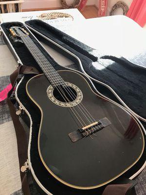 Ovation Guitar w/case for Sale in Arlington, VA