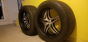 """5x130 20""""×10"""" set of 4 NICHE rims for Sale in Portland, OR"""