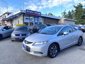 2013 Honda Civic Cpe for Sale in Seattle, WA