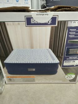 Queen Size Air Mattress for Sale in Escondido,  CA