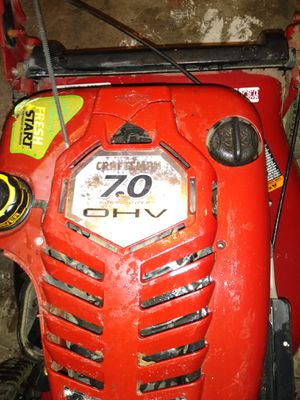 Craftsman 7.0 push mower for Sale in Newark, OH