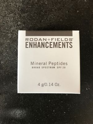 Rodan and Fields Mineral Peptides SPF 20 Medium for Sale in Everett, WA