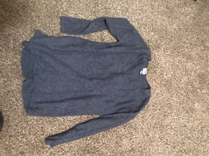 Blue Old Navy sweater, size M for Sale in Sioux City, IA