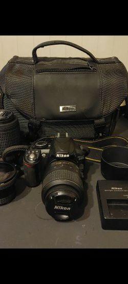 Nikon D300 Digital SLR Camera for Sale in Pompano Beach,  FL