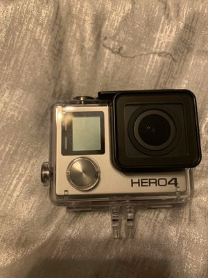 GoPro Hero 4 Black edition for Sale in Baton Rouge, LA