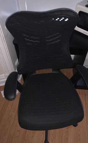 Rolling adjustable desk chair high quality & excellent condition mostly in storage for Sale in Boston, MA