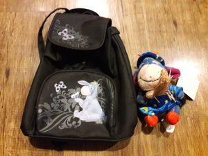 Mini Disney backpack women's bag Eeyore Winnie the Pooh for Sale in Tracy, CA