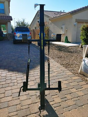 ATOC Draftmaster vertical bike hitch rack for Sale in Gilbert, AZ