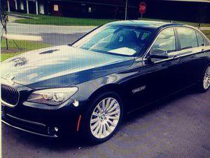 2012 BMW 750 Li for Sale in Hinesville, GA