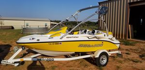 2006 Sea-doo Sportster 150 for Sale in Springtown, TX