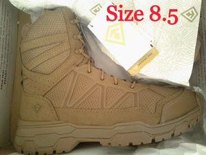 New Men's First Tactical Operator Boots, Coyote for Sale in Lake Forest, CA