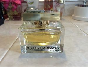 Dolce and Gabbana The One Women's Fragrance for Sale in Seattle, WA