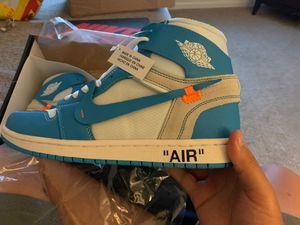 Off white air Jordan 1‼️ $1000 for Sale in Westampton, NJ