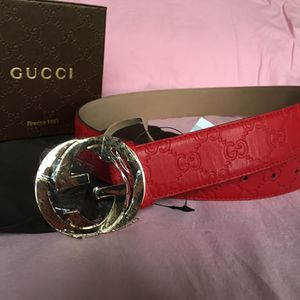 Gucci Ref Guccissima Belt 95:38 + More Sizes Available for Sale in Brooklyn, NY