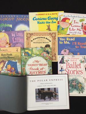 Books for kids (10) nutcracker for Sale in Temecula, CA